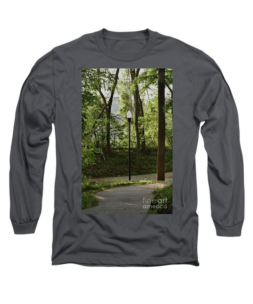 Long Sleeve T-Shirt featuring the photograph Sunrise Service by Skip Willits