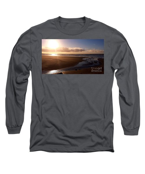 Sunset - Bastendorff Beach Long Sleeve T-Shirt