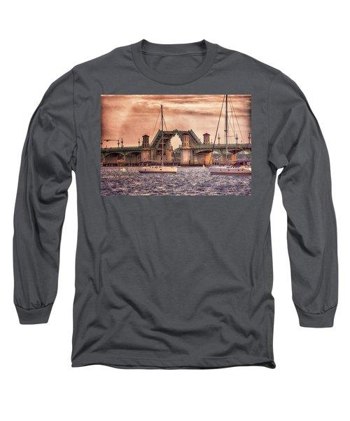 Sunset Closing Long Sleeve T-Shirt