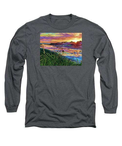 Sunset Creation Long Sleeve T-Shirt
