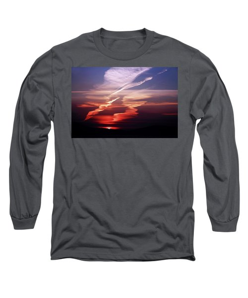 Sunset Dance Long Sleeve T-Shirt