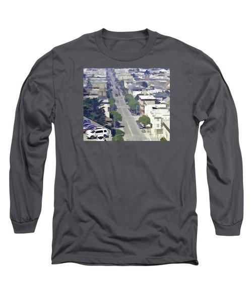 Sunset Days Long Sleeve T-Shirt