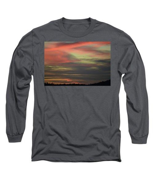 Sunset Home Long Sleeve T-Shirt