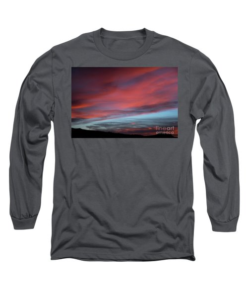 Sunset In Capital Reef  Long Sleeve T-Shirt