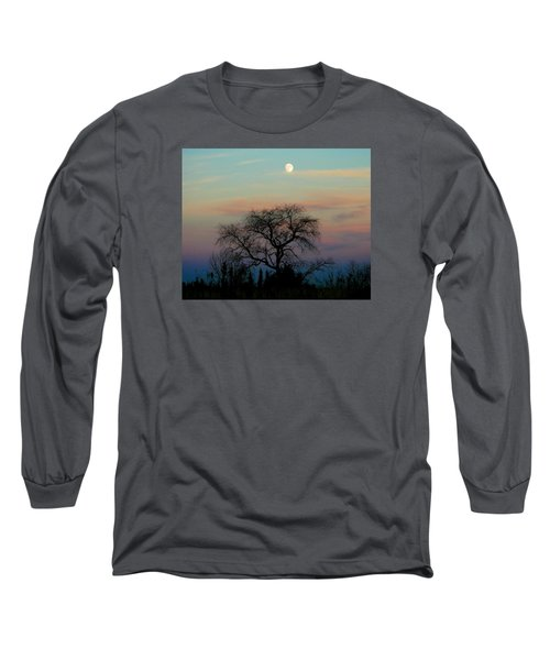 Sunset Moon Long Sleeve T-Shirt