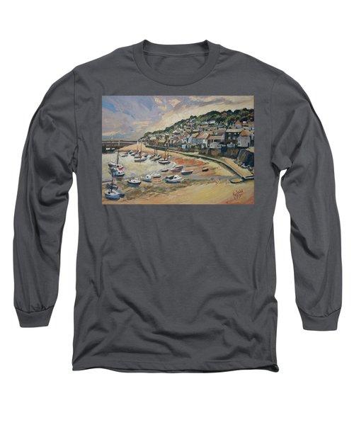 Sunset Mousehole Long Sleeve T-Shirt