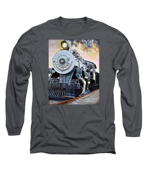 Sunset Of An Era Long Sleeve T-Shirt