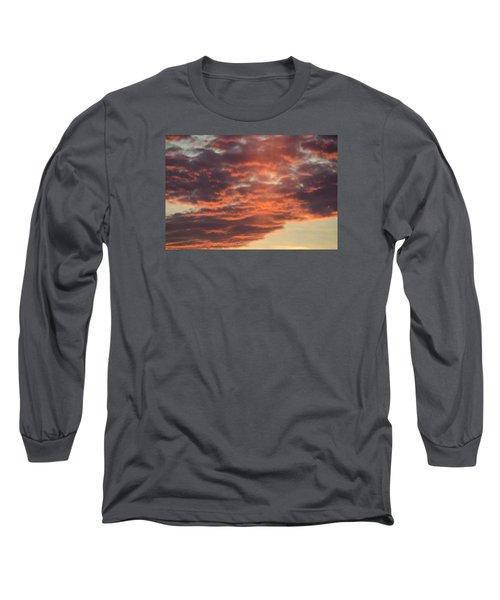Sunset On Hunton Lane #10 Long Sleeve T-Shirt