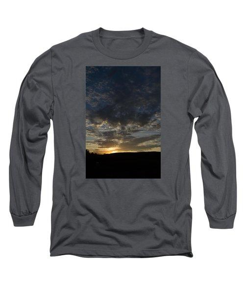Sunset On Hunton Lane #2 Long Sleeve T-Shirt