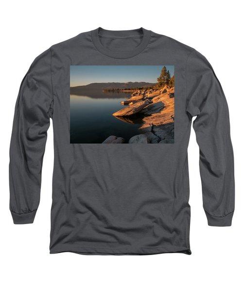 Sunset Peace Long Sleeve T-Shirt