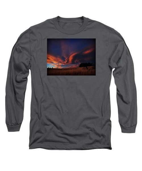 Sunset Plains Long Sleeve T-Shirt