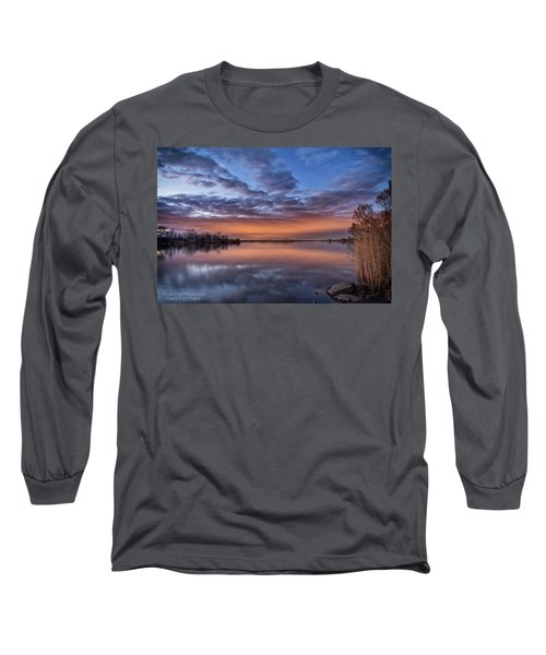 Sunset Reflection Long Sleeve T-Shirt
