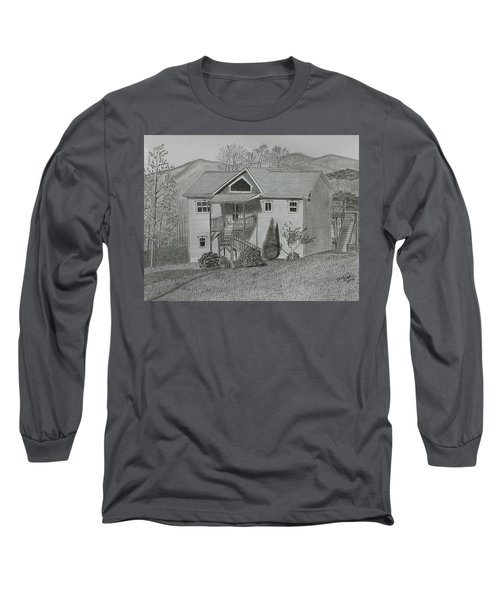 Sunset  Ridge  Long Sleeve T-Shirt