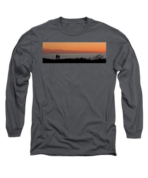 Sunset Stroll Long Sleeve T-Shirt