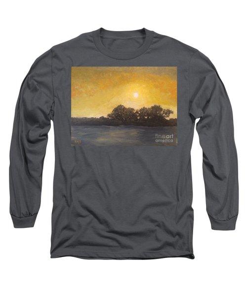 Sunset Through The Fog Long Sleeve T-Shirt