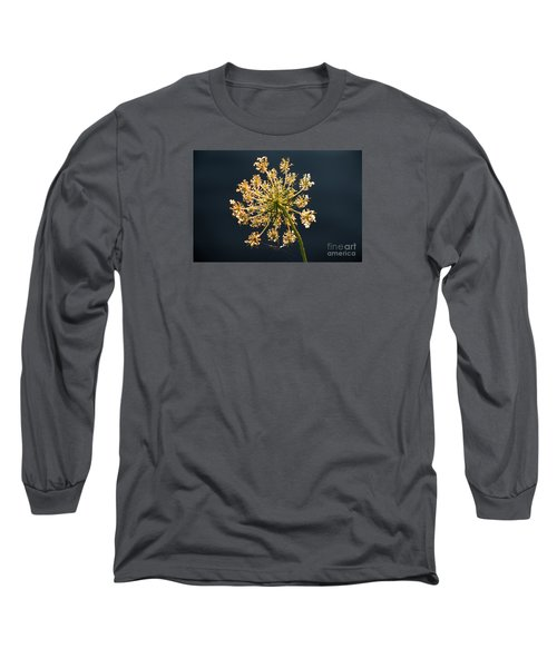 Long Sleeve T-Shirt featuring the photograph Sunset's Glow by Rebecca Davis