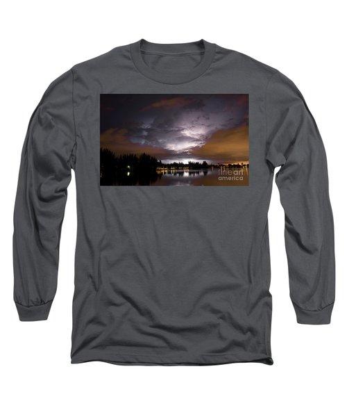 Sunsplash Nights Long Sleeve T-Shirt