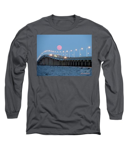 Super Moon  Long Sleeve T-Shirt