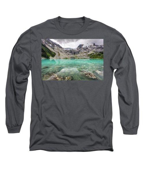 Super Natural British Columbia Long Sleeve T-Shirt
