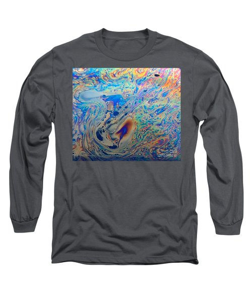 Superheated Rainbows  Long Sleeve T-Shirt