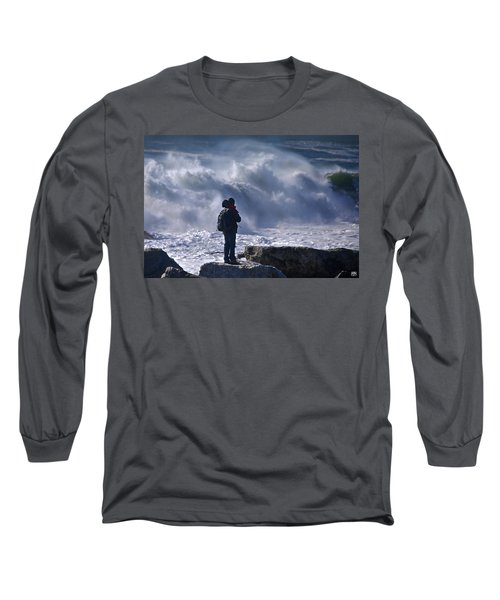 Surf Watcher Long Sleeve T-Shirt