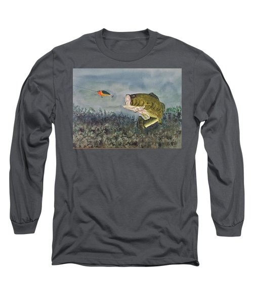Surprise Coming Long Sleeve T-Shirt