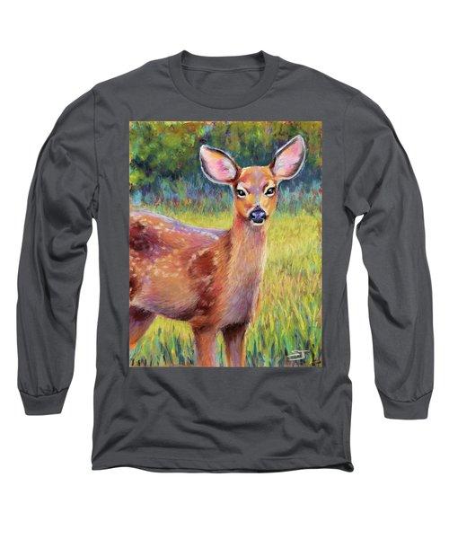 Surprise Encounter Long Sleeve T-Shirt