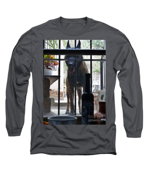 Surprise Visitor Long Sleeve T-Shirt