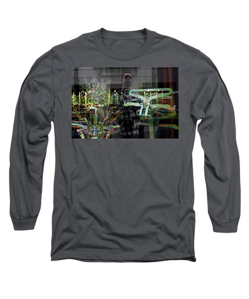Surreal Introspection Long Sleeve T-Shirt
