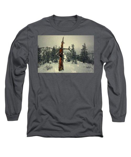 Surround Long Sleeve T-Shirt