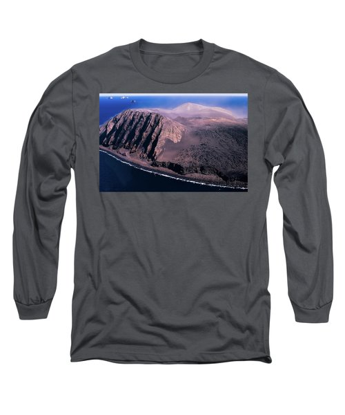 Surtsey In Iceland Long Sleeve T-Shirt