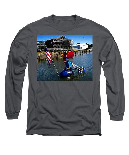 Susie Is A Lady -  Harbor Guardian Long Sleeve T-Shirt
