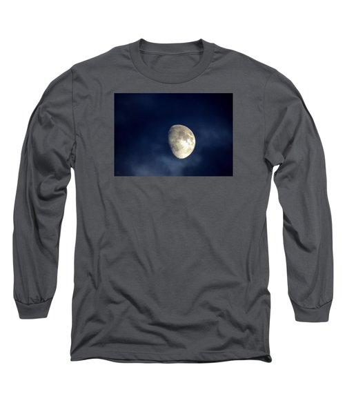 Suspended Long Sleeve T-Shirt by Glenn Feron