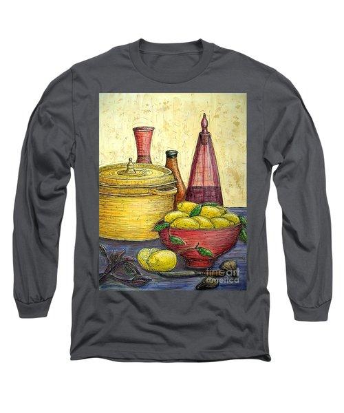 Sustenance Long Sleeve T-Shirt