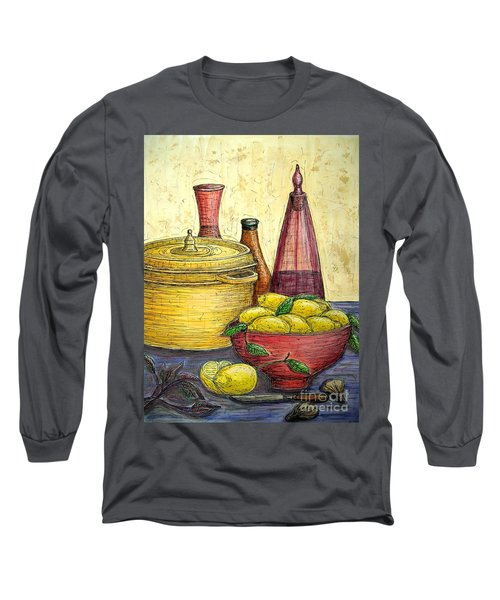 Sustenance Long Sleeve T-Shirt