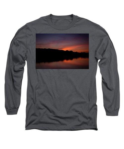 Suwannee Sundown Long Sleeve T-Shirt