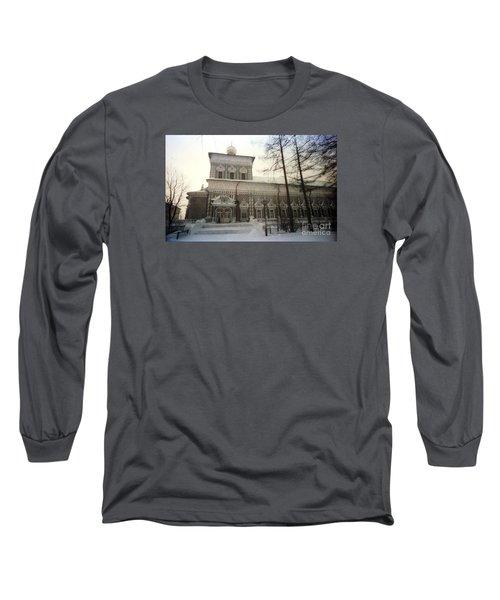 Suzdal  Russia Church Long Sleeve T-Shirt