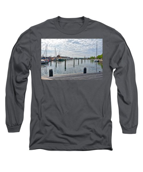 Svendborg Harbour Long Sleeve T-Shirt