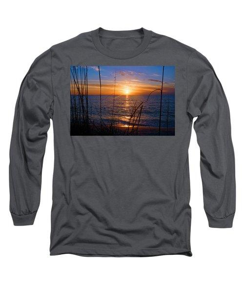 Sw Florida Sunset Long Sleeve T-Shirt