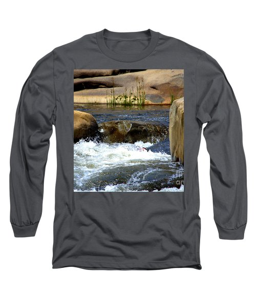 Swallowed Alive Long Sleeve T-Shirt