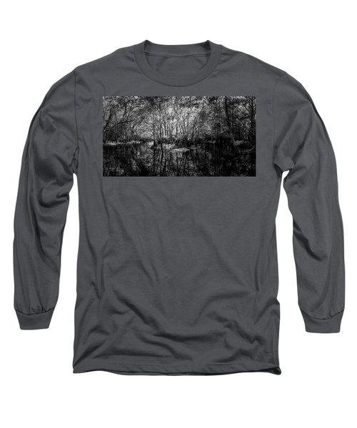 Swamp Island Long Sleeve T-Shirt