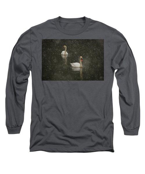 Swan Lake Long Sleeve T-Shirt