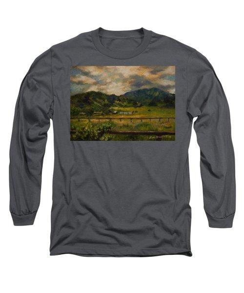 Swan Valley Hillside Long Sleeve T-Shirt