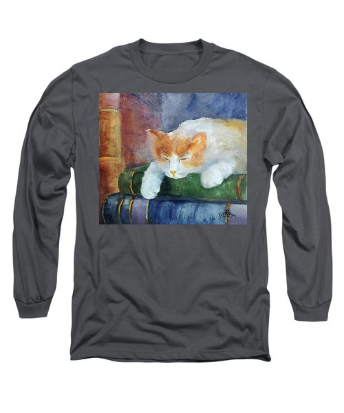 Sweet Dreams On The Books Long Sleeve T-Shirt