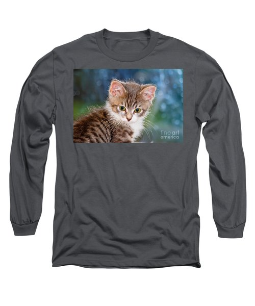 Sweet Kitten Long Sleeve T-Shirt