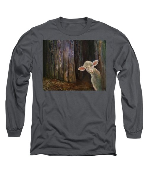 Sweet Lamb Long Sleeve T-Shirt
