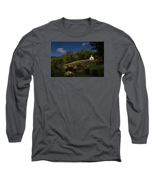 Sweet Little Church Long Sleeve T-Shirt