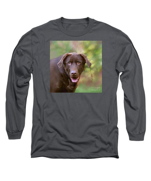Sweet Molly Brown Long Sleeve T-Shirt