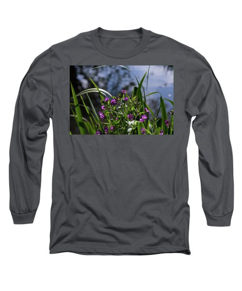 Sweet Violet Long Sleeve T-Shirt