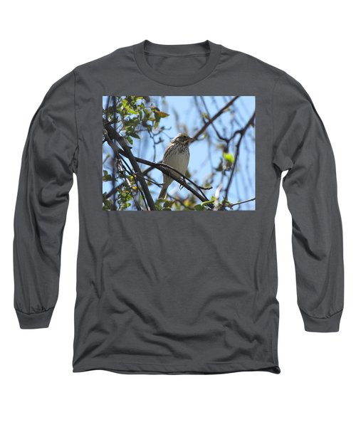 Sweetest Song Long Sleeve T-Shirt